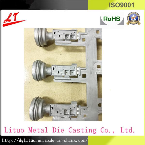 OEM/ODM Hardware Metal Aluminium Alloy Die Casting Remotcontroler/Telecommunication Part