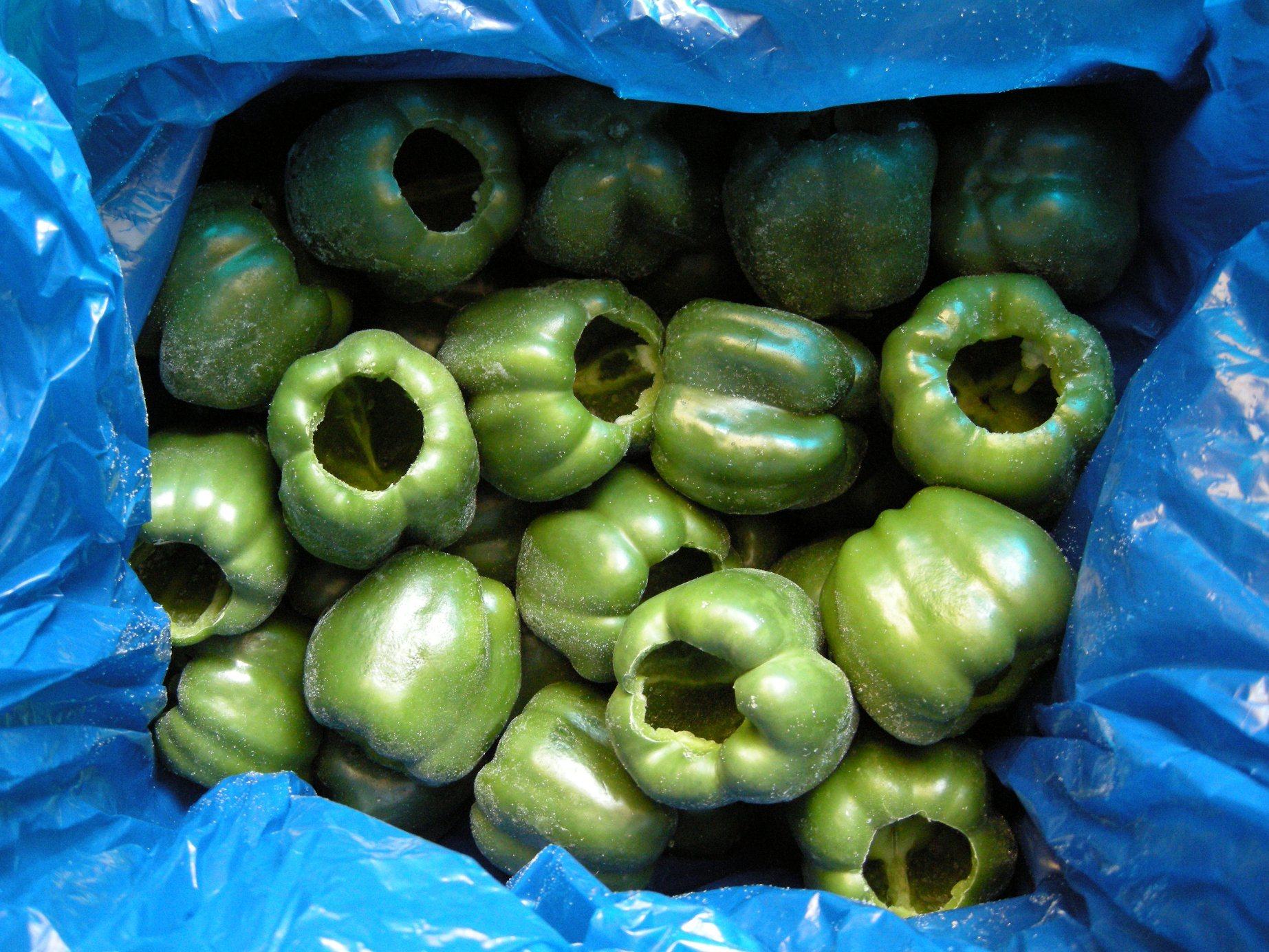 IQF Pepper or Frozen Pepper
