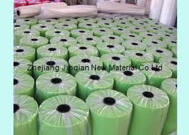 Custimized 9~180g Colorful Eco-Friendly PPSB Nonwoven Fabric