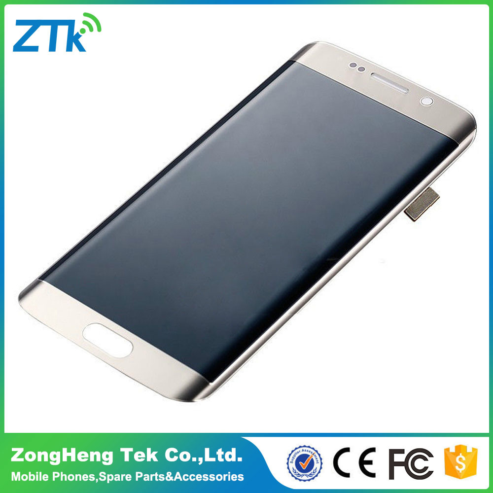 OEM Quality Mobile/Cell Phone LCD Touch Screen Digitizer for Samsung S6 Edge