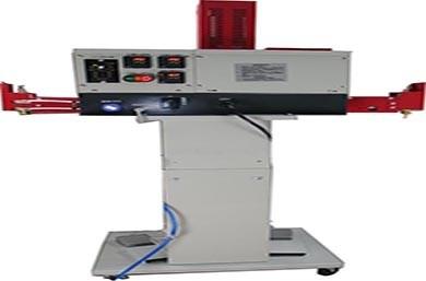 Double Sprayers Type Hot Melt Glue Dispensing Machine