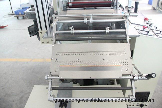 New CNC Double-Servo Hi-Speed Automatic Die Cutting Machine Was350