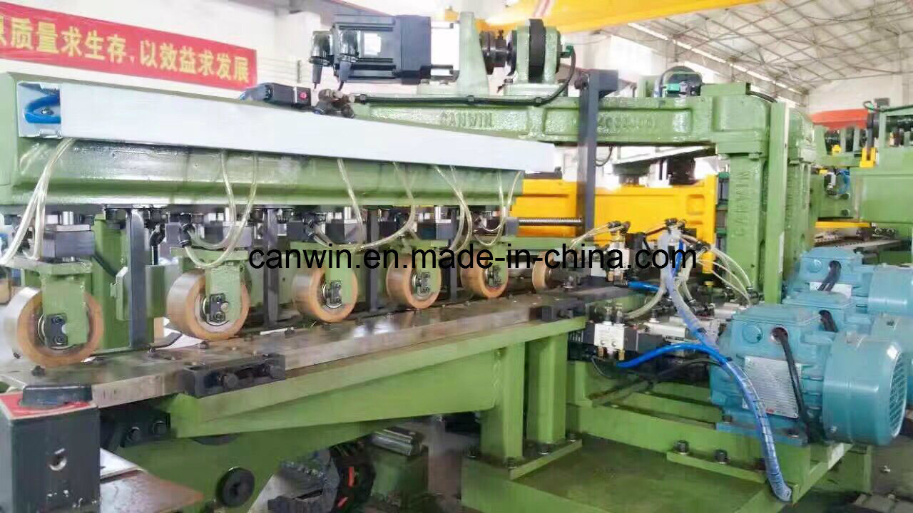 Automatic Stacking Cut to Length Line