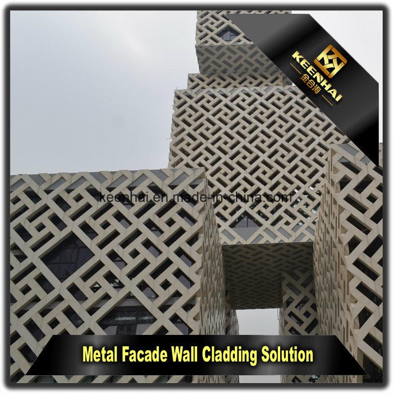 China Wholesale Aluminium Exterior Wall Cladding Curtain Wall