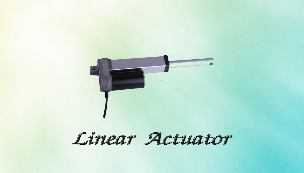 24V DC IP54 Limit Switch Built-in Linear Actuator with Ce
