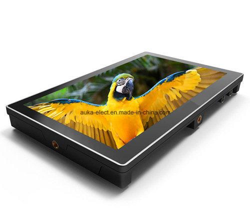 10.1 Inch Broadcast Ultra-HD 4k Monitor with Sdi, HDMI Input