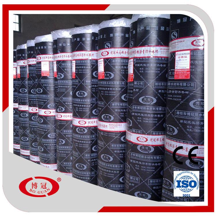 3mm/4mm Torched APP/Sbs Waterproof Sheet Membrane