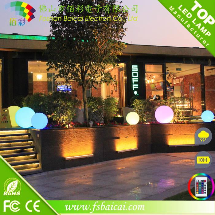 Solar Ball Outdoor LED Christmas Light for Garden Party