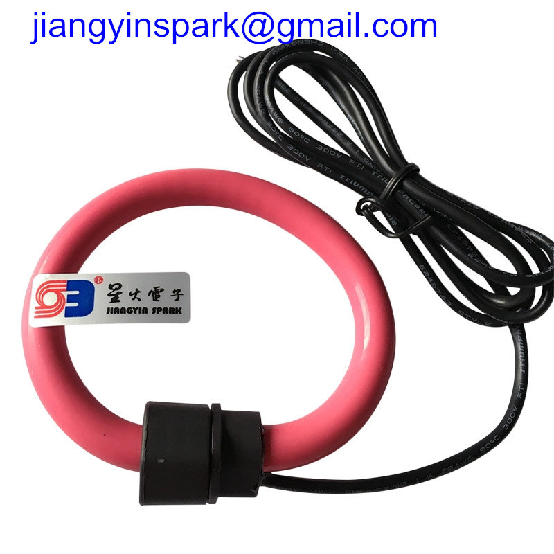 10mm White Color Split Core Current Transformer Sct-T10 for Current