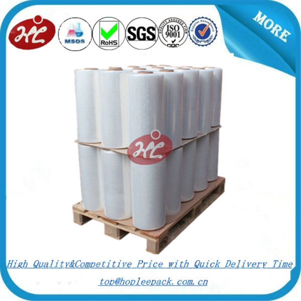 Cast Clear Pallet Wrap Machine Stretch Film of M-PE Material