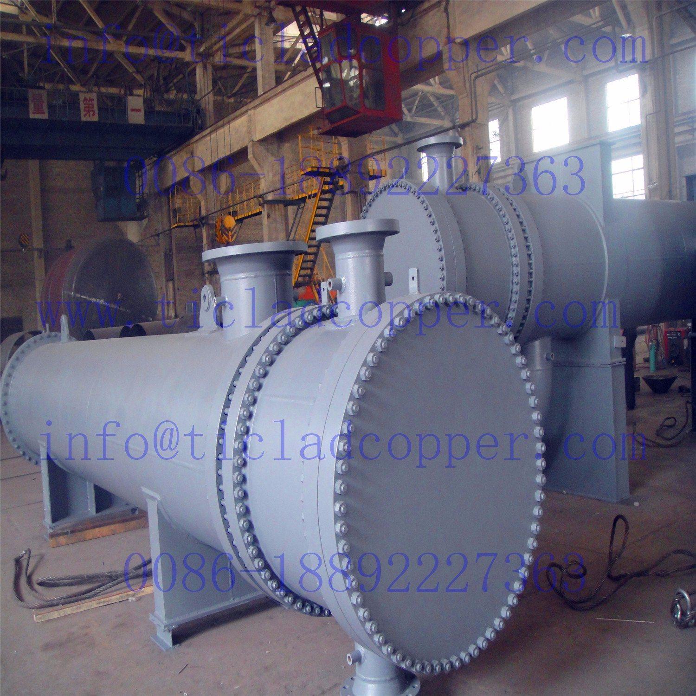 Stainless Steel Tube Sheel Heat Exchanger