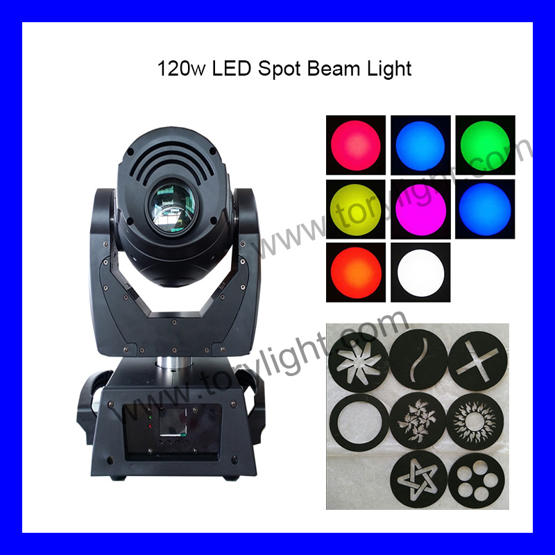 LED Spotlight Type 120W LED Moving Head Spot Light