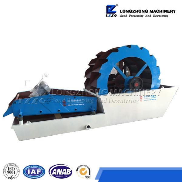 XS Sand Washing & Dewatering Machine