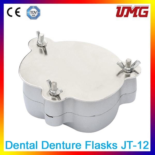 China Dental Equipment Alloy Aluminum Dental Flasks