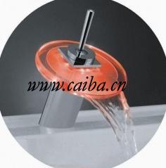 New Design LED Basin Faucet