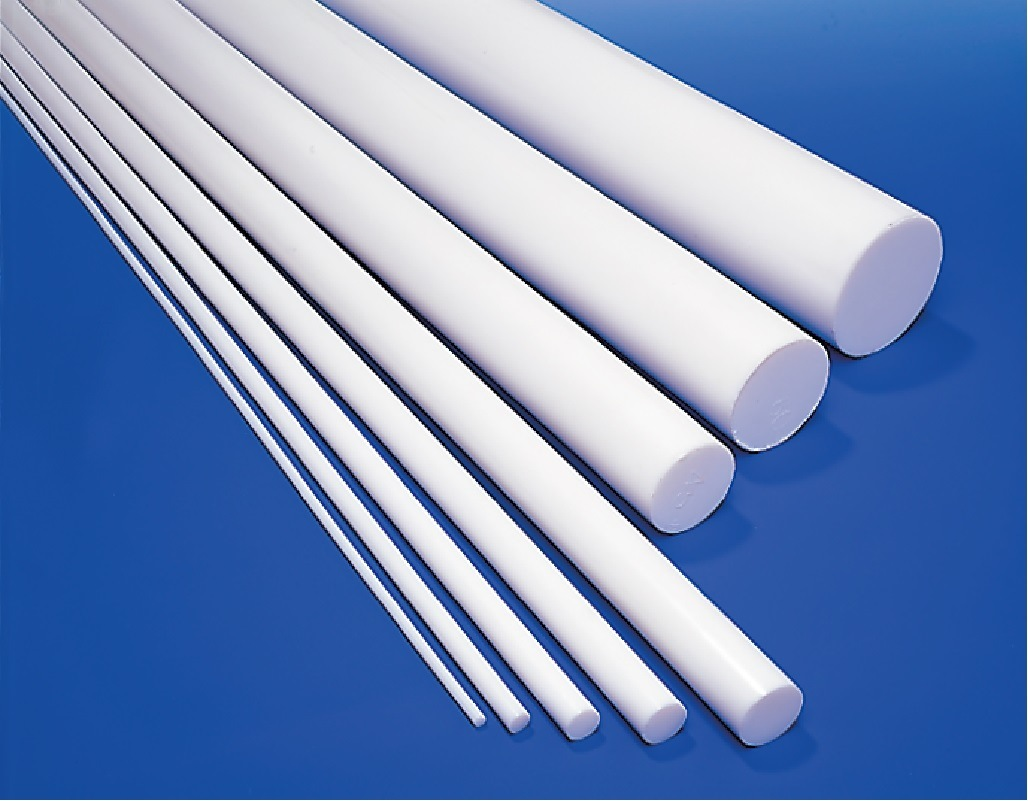 Virgin PTFE RAM Rod