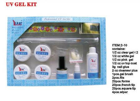 China UV Gel Kit (Item2-10) - China Uv Gel, Nail Glue