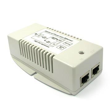 Giga  on 56v Gigabit High Power Poe Injector 802 3af Standard   China Poe