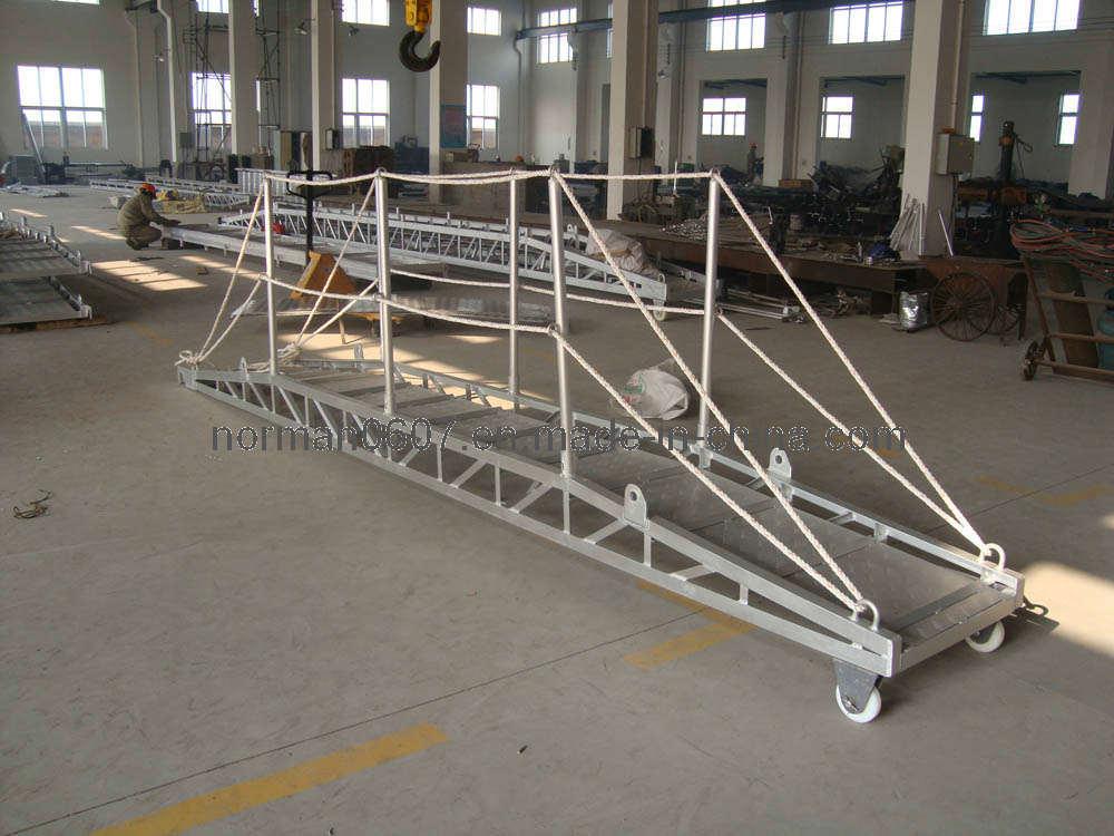 China Aluminum Bridge Gangway For Sale Photos Amp Pictures
