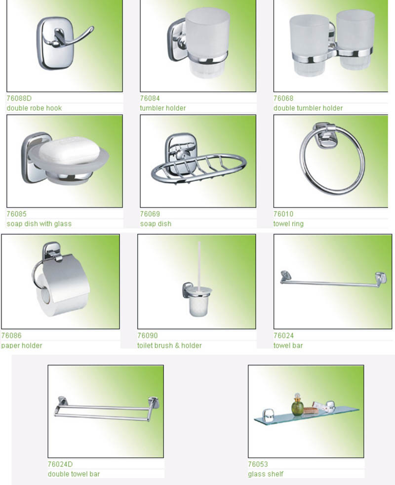 Bathroom Accessories | Bath Shower Accessory Sets by China Sanliv
