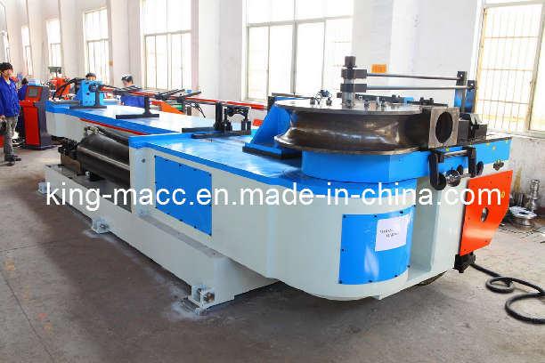 CNC Steel Pipe Rolling Bending Machine GM-Sb-114CNC-2A-1s