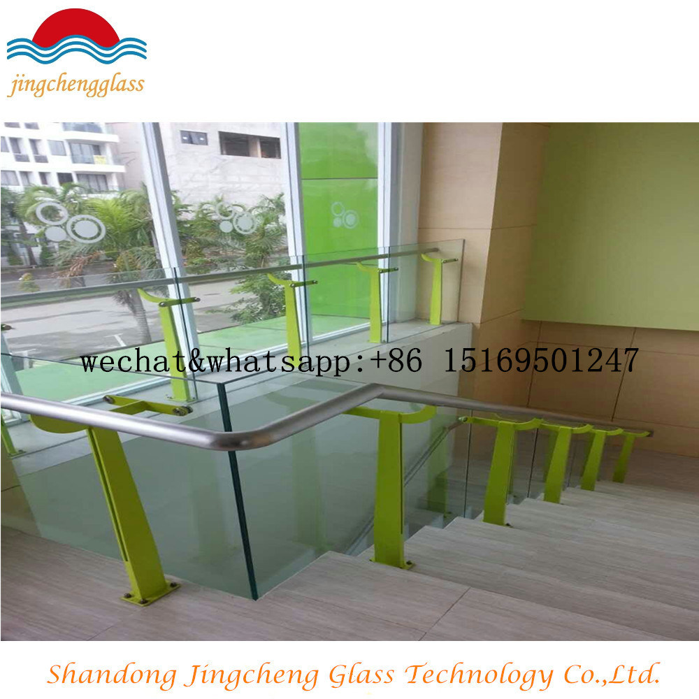 10mm 8mm 12mm Tempered/Door Guardrail Glass Prices