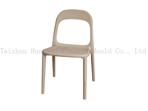 Air Assisted Chair Mould
