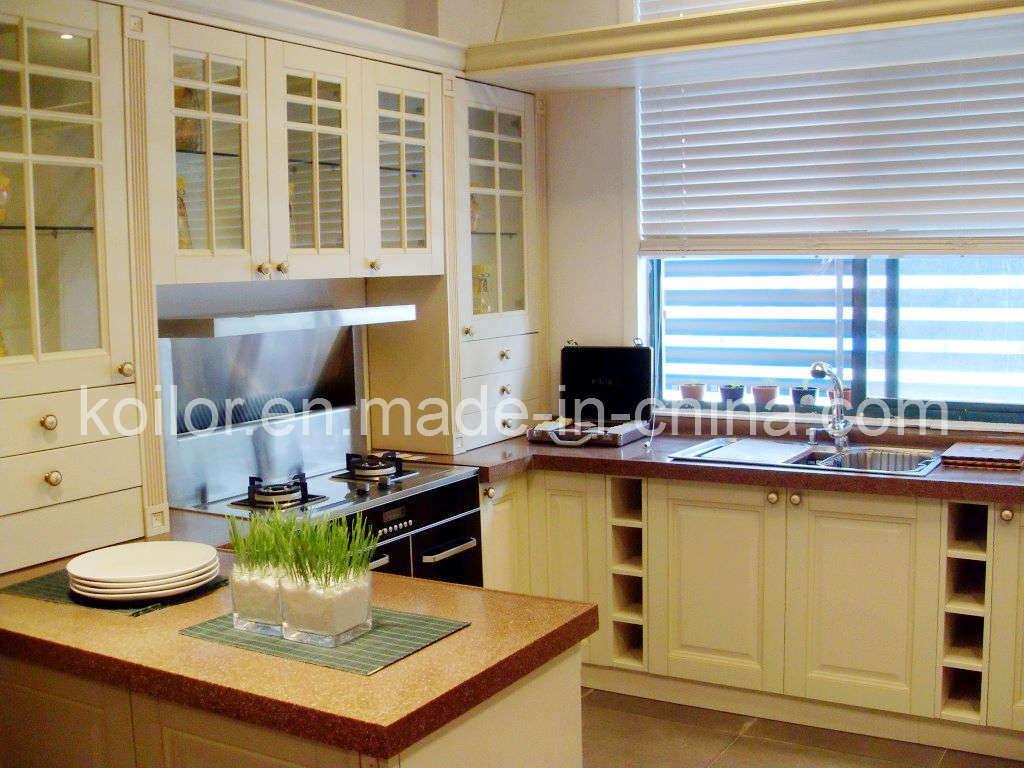 Pvc Kitchen Cabinets : China pvc kitchen cabinet county life