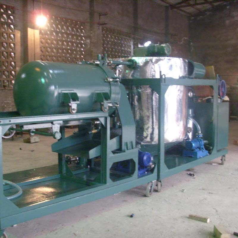 China nry used motor oil recycling machine china motor for Used motor oil recycling equipment