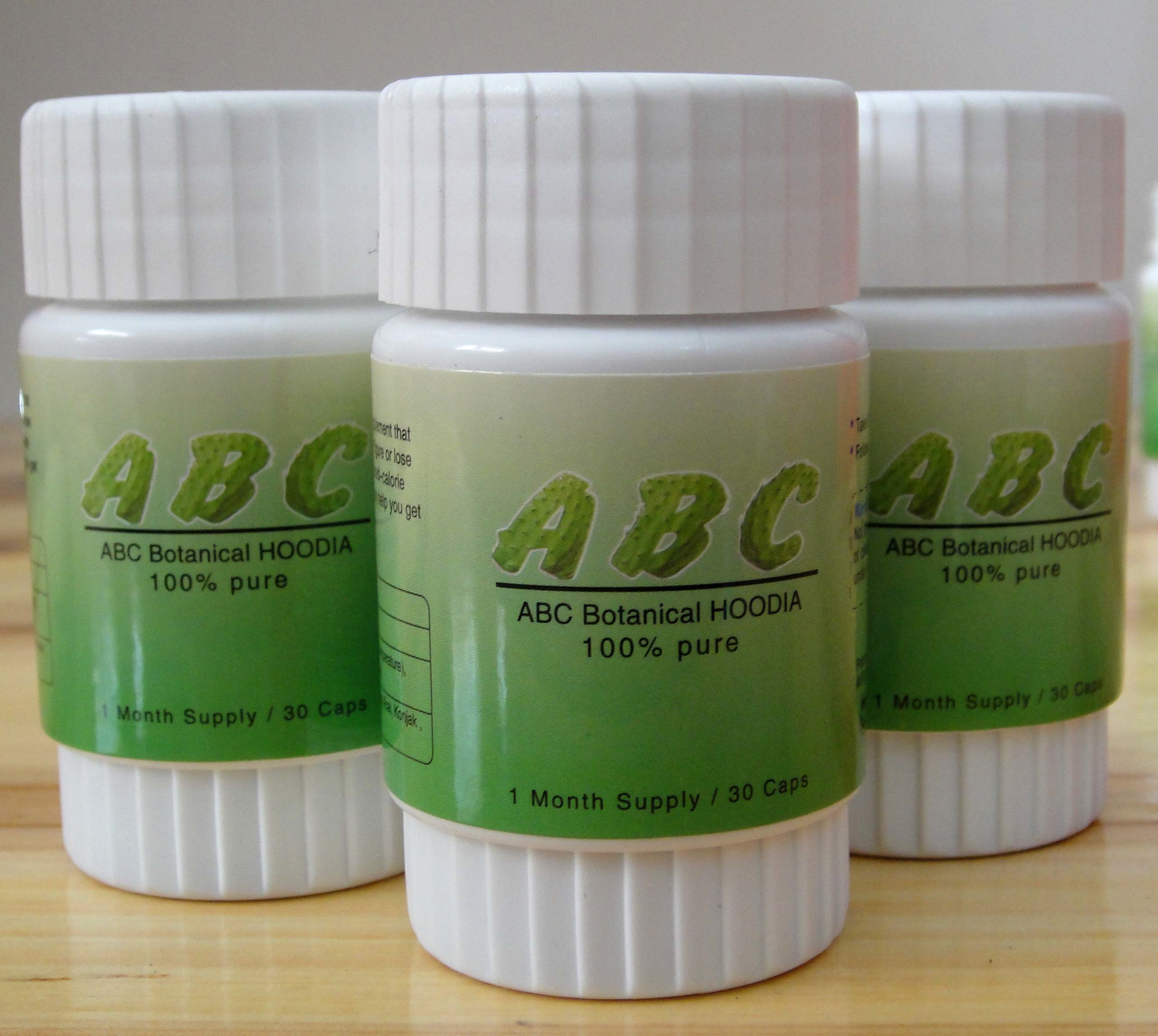 The Best Diet Pill, Lose Weight Fast With Abc Hoodia Slimming Capsules ...