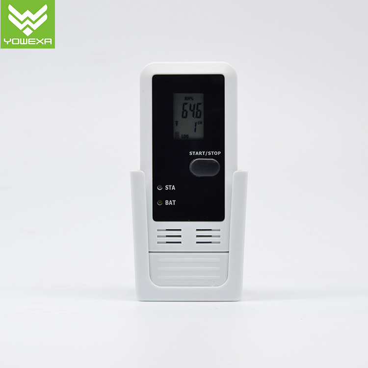 Ultra Low Cost Single-Use Temperature Data Logger / Recorder for Dry Ice Temperature Monitor