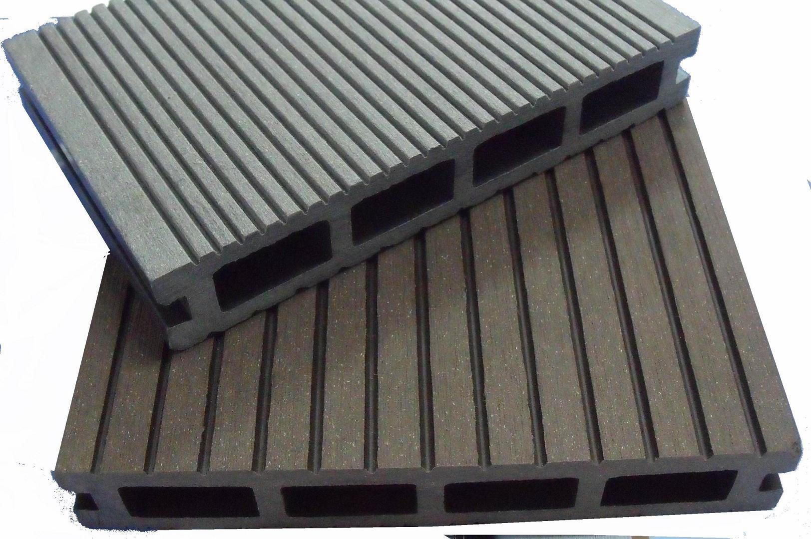 Decking materials price of decking material for Plastic composite decking