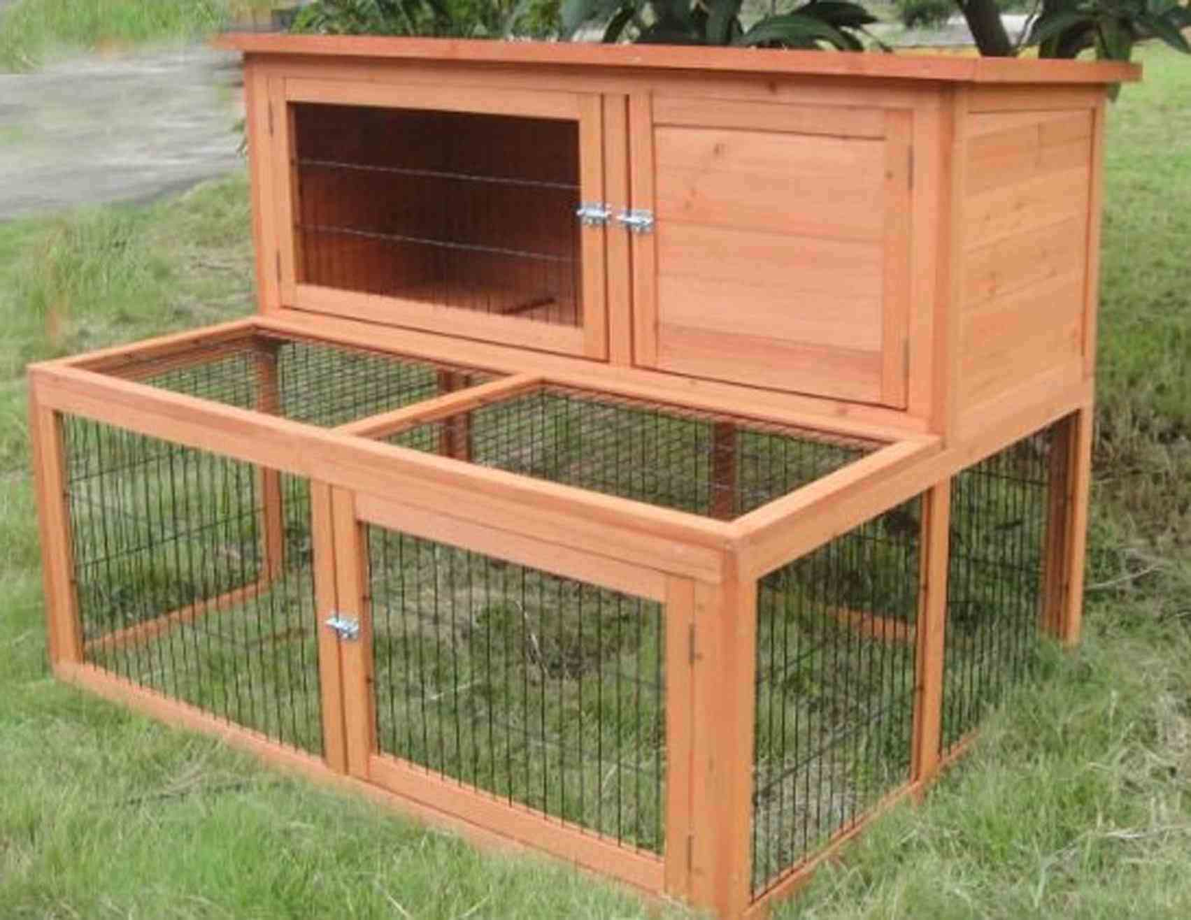 1000 images about rabbit hutches on pinterest for What is a rabbit hutch