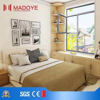 High-Quality Aluminum Frame Casement Window and Sliding Window
