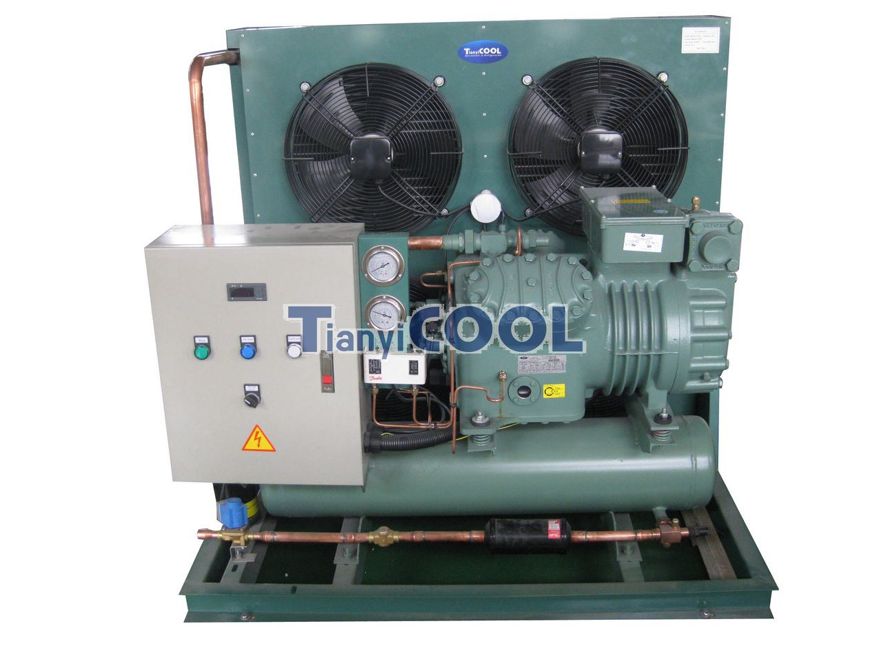 R404a Refrigeration & Heat Exchange Equipment Condensing Unit for #895042