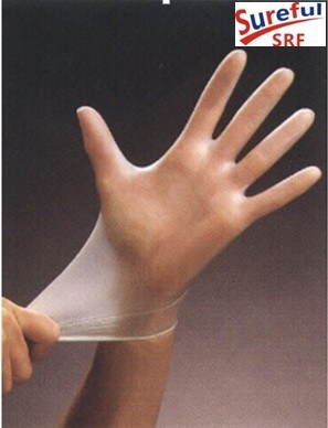 Food Grade Vinyl Disposable Gloves