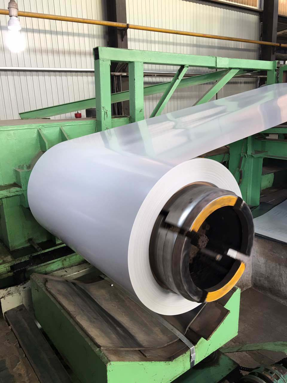 Pre-Painted Galvanized Steel Coil/PPGI for Building