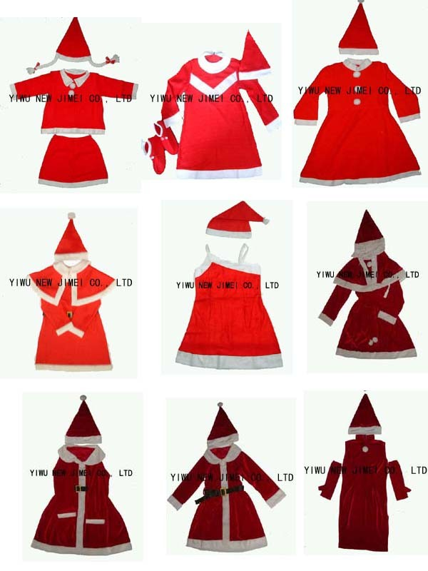 China Christmas Clothes - China Christmas, Cloth