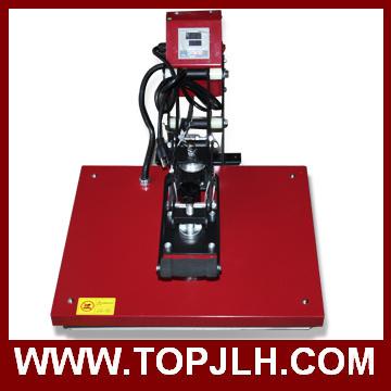 Sublimation Heat Transfer Semi Auto with Magnet Heat Press Machine
