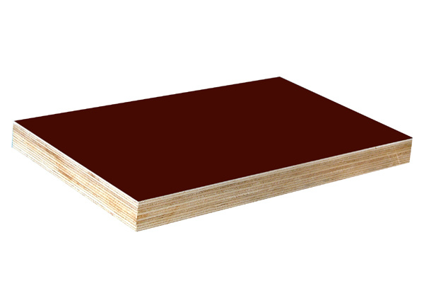 Metal Faced Plywood ~ Film faced plywood brown color china