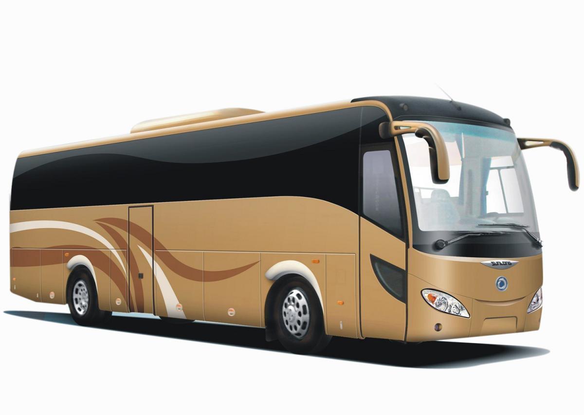China Passenger Bus Amp Tour Coach Slk6126 China Buses