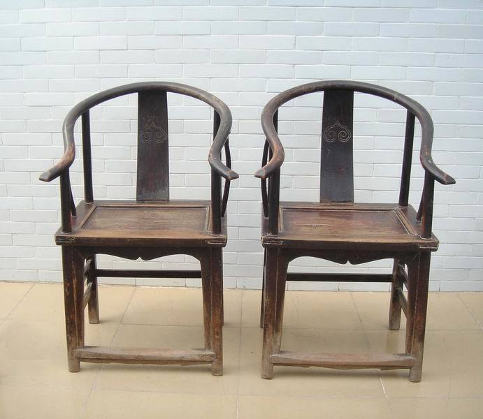 Chinese antique furniture chair c155 china chair for Chinese furniture