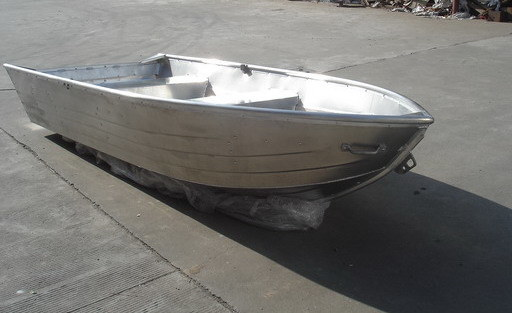 bottom boats v aluminum