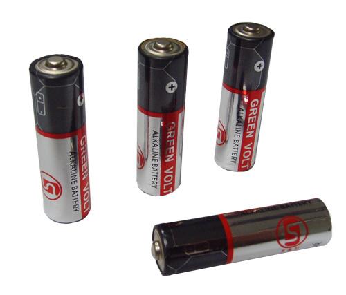 R03 AAA Carbon Zinc Battery (Green Volt)