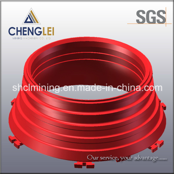 Crusher Liner for Cone Crusher
