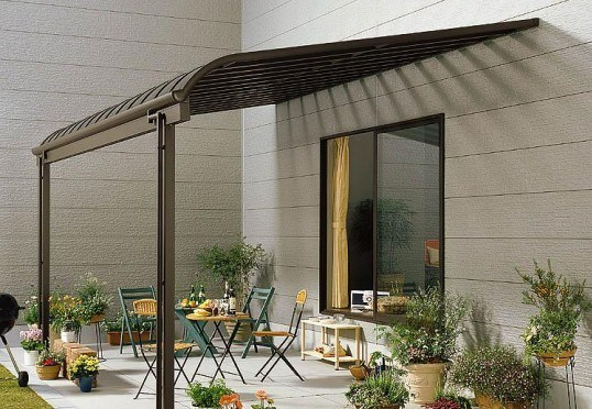 DK Home Products » Aluminum Awnings