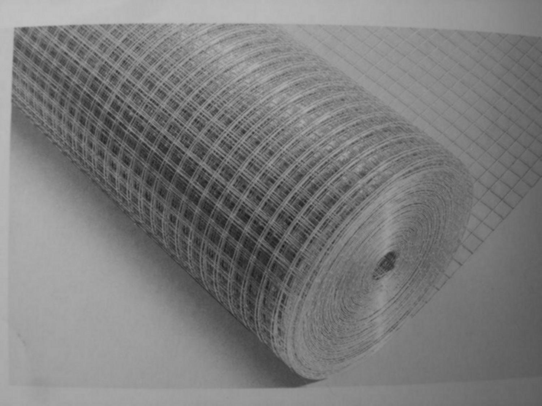 Galvanized Welded Wire Mesh Sizes Hot Dip Galvanized Welded Wire