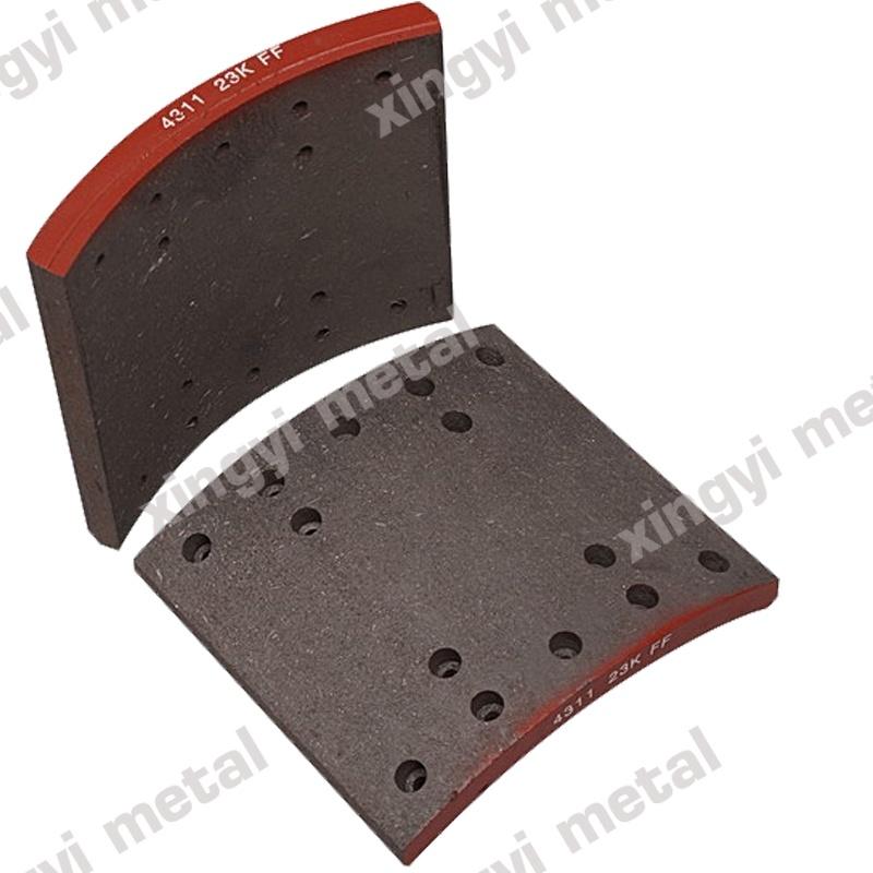 Brake Pad And Lining : Brake lining pad china linging