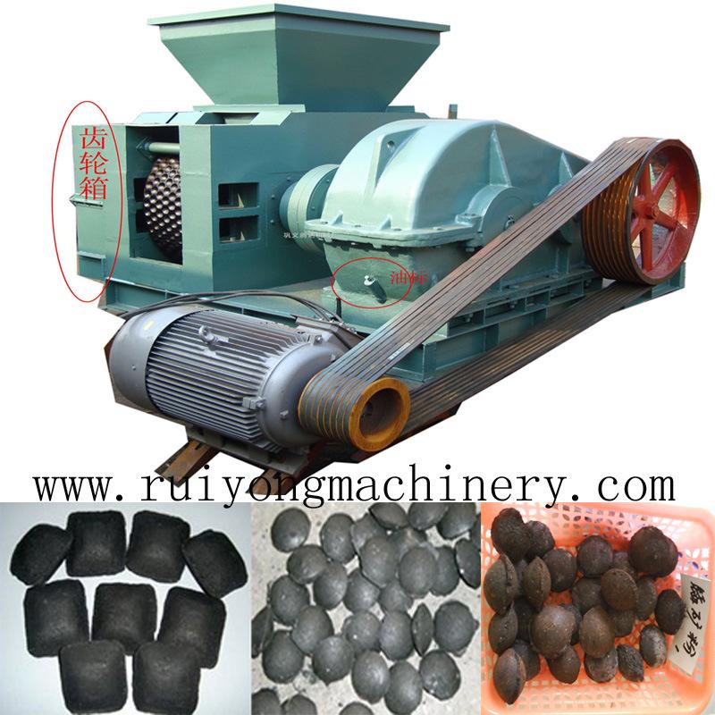 Charcoal Briquette Pellet Making Machine/ Coal Ball Press Machine
