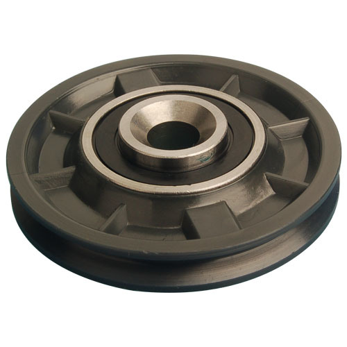 Rope Pulley Drive : China nylon upper roller pulley wheel hf